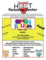 HOOT Resource Center Opening