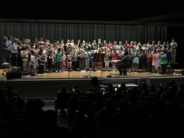 "4th Grade Presents ""World Music"""