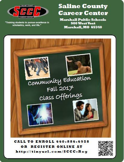 Community Education Classes!