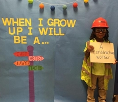 Career Week in 2nd Grade