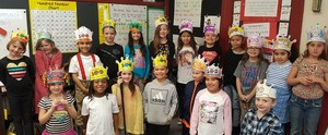 100 Days Smarter in Second Grade!