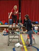 Egg-CITING Egg Drop!