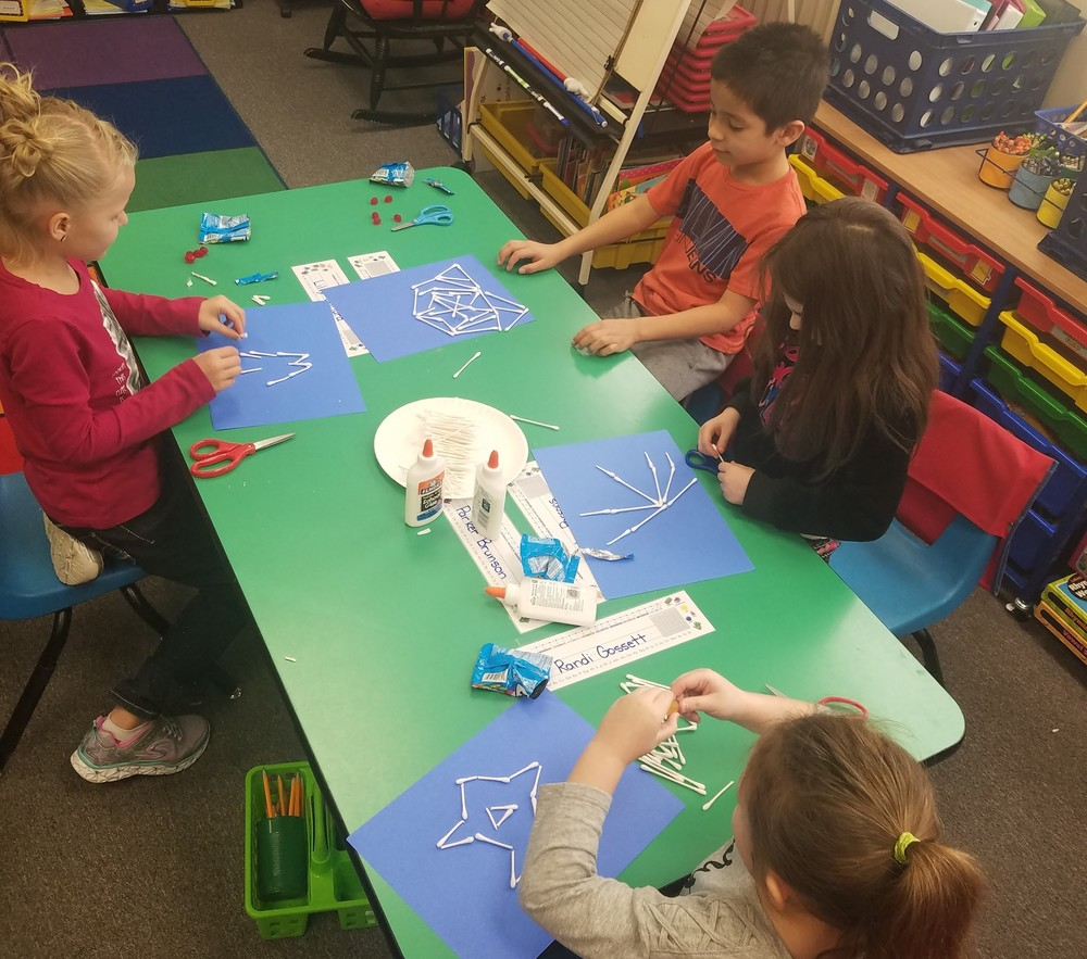 STEAM FUN in First Grade!