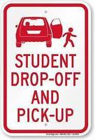 New Drop and Pick Up Procedures at Benton!
