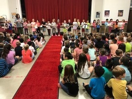 October Character Ed Assembly