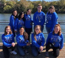 DECA chapter attends DECA Fall Leadership Conference