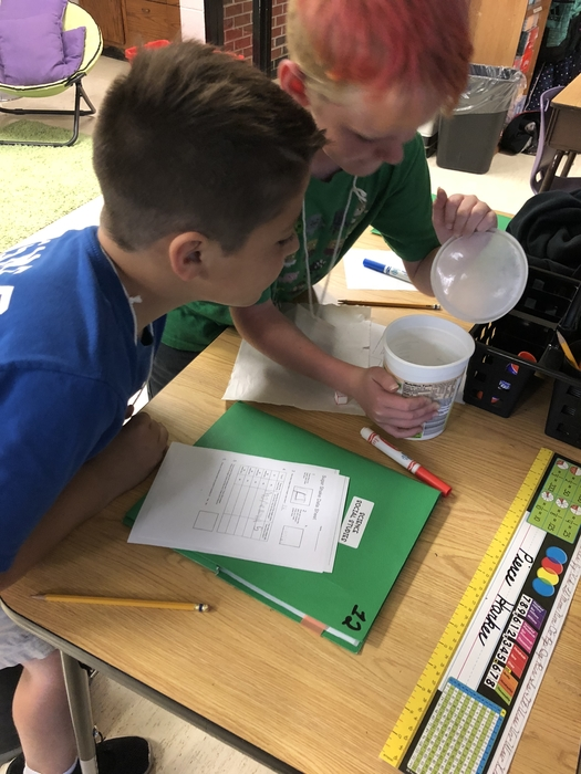 4th grade scientists
