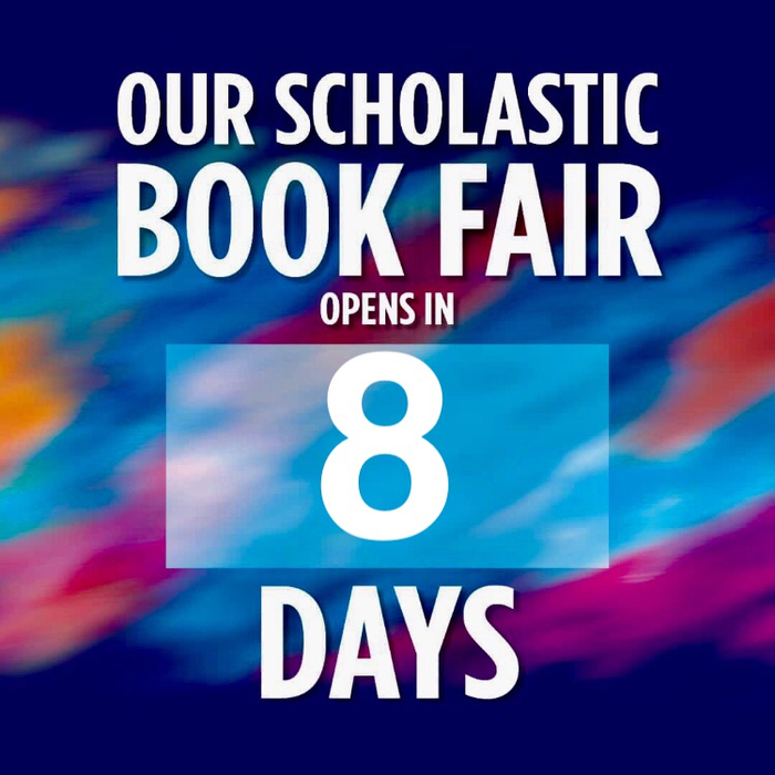 Eastwood Book Fair will be open during P/T Conferences  Wednesday, October 17th  1:30 PM to 6:30 PM Thursday, October 18th 1:30 PM to 6:30 PM