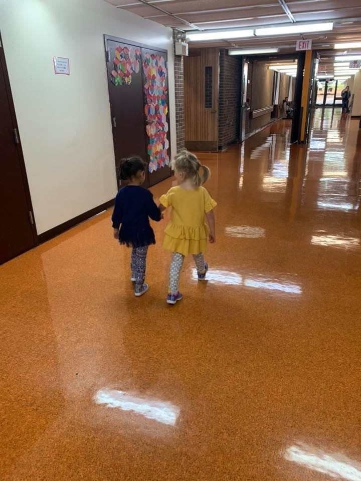 At EC, we are so proud of how kind and caring our students are..we witness kids every day being kind and doing nice things to help others out! In a world that can be crazy, always remember to BE KIND!