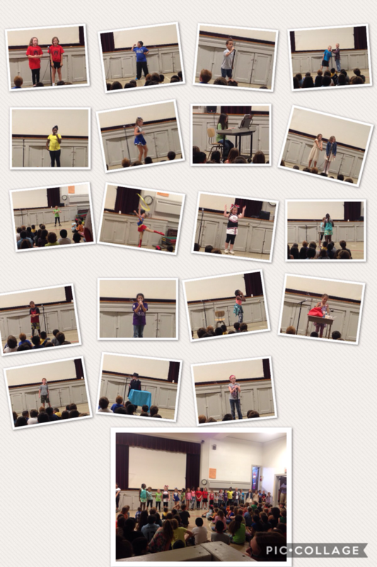 Eastwood Third Grade Talent Show